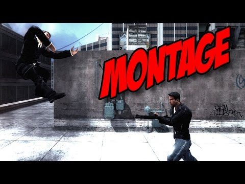 ANOTHER AMAZINGLY VIOLENT & CRAZY MONTAGE