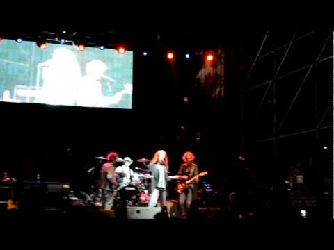 Because The Night – Patti Smith live @ Collisioni 2012 The Wind, Barolo