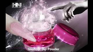 Dip In Nails Glamour Dip Powder by HOLLYWOOD NAILS 52