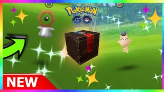 SHINY MELTAN #2 + SHINY SPOINK! Chinese New Year Event in Pokemon Go!