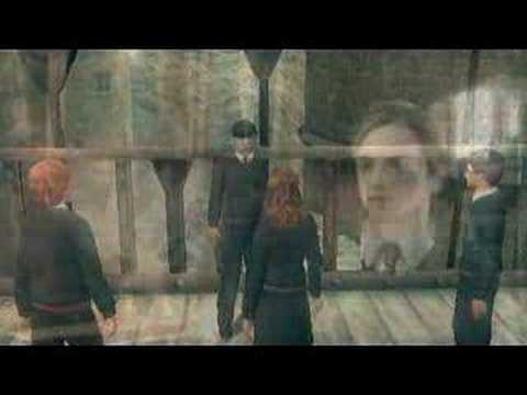 Harry Potter Order of the Phoenix Game Wii Trailer
