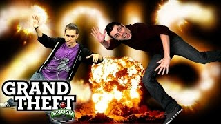 NEW YEAR'S EXPLOSION IN GTA 5 (Grand Theft Smosh)