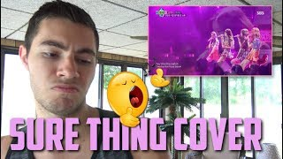 download lagu Blackpink - Sure Thing Reaction Miguel Cover gratis