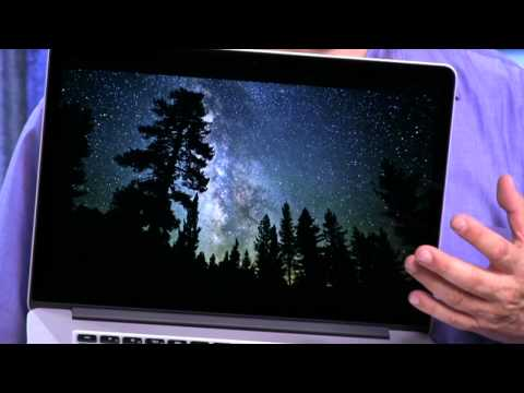MacBook Pro with Retina display review