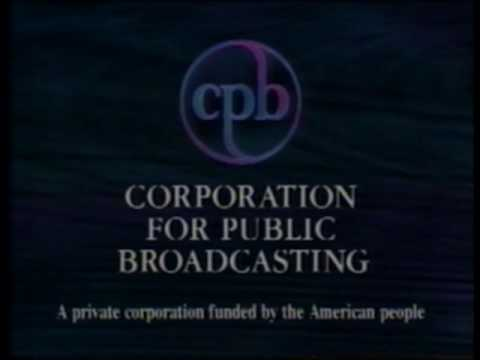 Closing Funding Credits for Reading Rainbow from 1994 (Basic)