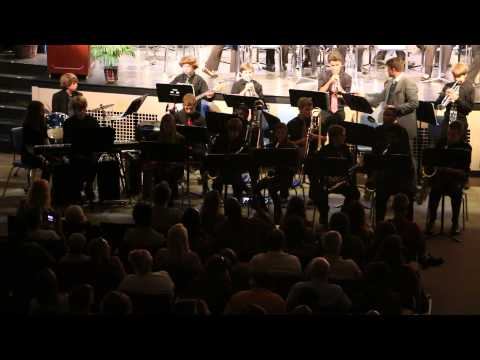 Thurgood Marshall Fundamental Middle School Jazz Band 2014