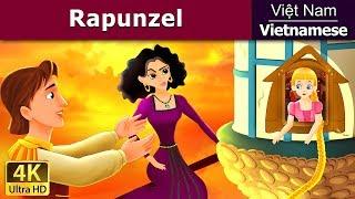 Rapunzel in Vietnam | Chuyen co tich | Truyện cổ tích | Truyện cổ tích việt nam
