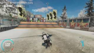 The Crew Wild Run - Stunt Race Event improved (May Summit)
