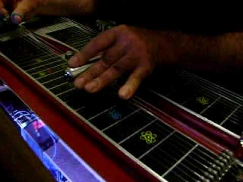 Conway Twitty's Hello Darling Pedal Steel Fill