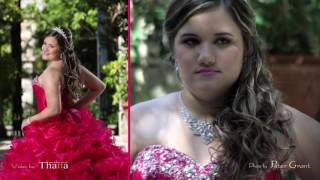 Photoshoot, Backstage, Thalia Quince