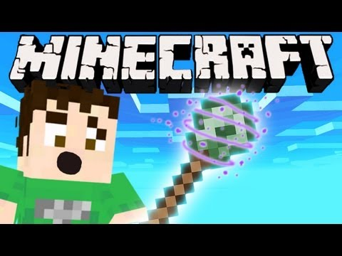 Minecraft - MAGIC MACE