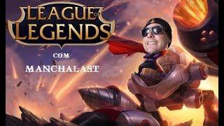 Live League of Legends! Trollzinho! Toop loots do mês chave+baú!