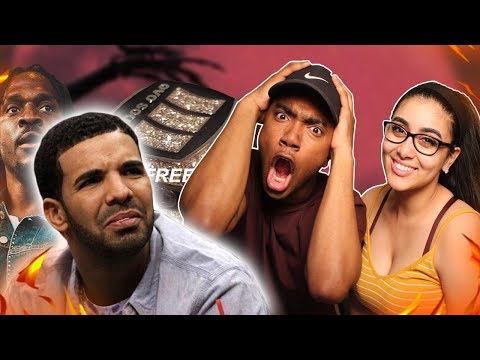 Drake Im Upset (Official Audio) 🦉| REACTION VIDEO🔥 | PUSHA T DISS ?🤔 | BACK TO BACK PART 2? 😱😳