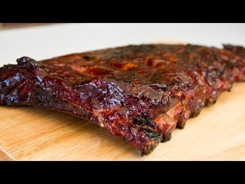 Bourbon And Cola Pork Spare Ribs - Video Recipe