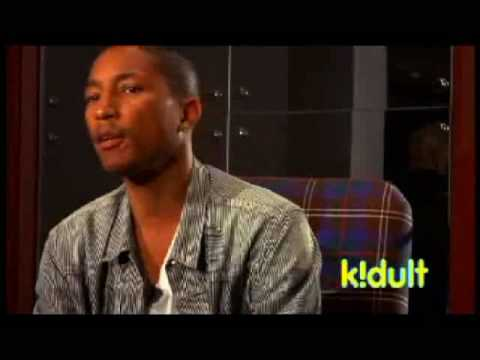 Diggy interviews pharrell part 1
