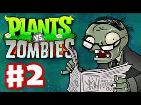 PVZ Part 2: getting there!