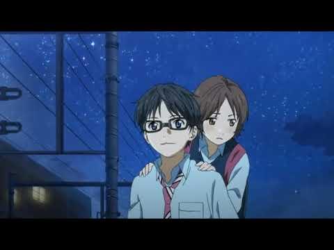 6 Аниме, в котором парень носит девушку на плечи / спине   Shoulder riding in anime