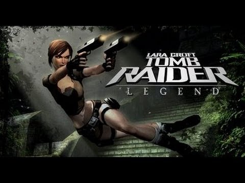 TOMB RAIDER Legend (Film-Game Complet HD Fr PS2)