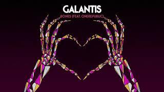 Onerepublic Bones Galantis Feat Onerepublic Official Audio