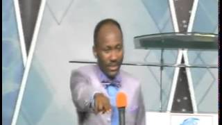 #Apostle Johnson Suleman #Making A Great Name #1of2