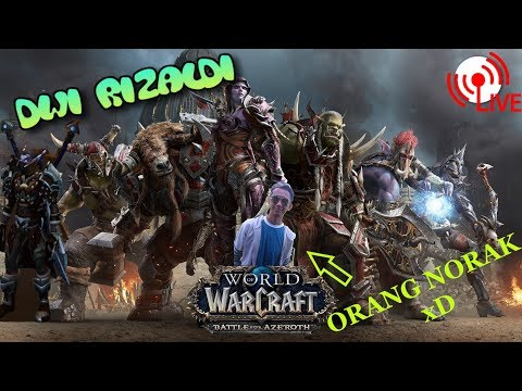 LEVELING SANTAI World of Warcraft SAMPE 120! (MMORPG)