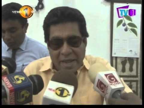News 1st Prime time News Sinhala TV1 28th January 2016