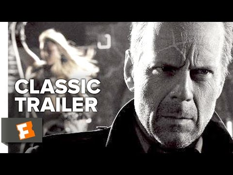 Sin City (2005) Official Dvd Trailer - Bruce Willis, Clive Owen Crime Thriller video