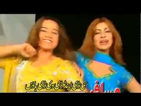 Sahar Khan & Nadia Gul - Wedding Song - Hd 720p video