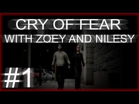 Cry of Fear with Zoey and Nilesy: FLYING BEDS AND GIANTS!