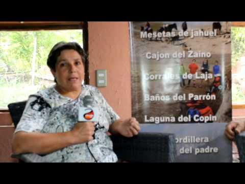 6  LAS CABALGATAS DE LA LAGUNA EL COPÍN