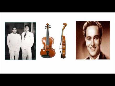 Jaane Kahan Gaye Wo Din-Violin