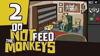 ADOLF, TO TY?? || Do Not Feed the Monkeys [#2]