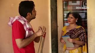 पलम्बर और भाभी !! Desi maza new Comedy Funny Video Whatsapp Funny 2017 | DESI MAZA