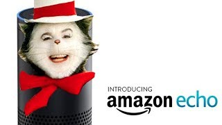 Amazon Echo: Cat in the Hat Edition