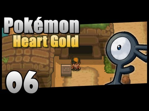 Guida Pokemon Heart Gold Parte 6 Le Rovine dAlfa