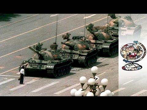 Tiananmen Square: Marking The 25th Anniversary