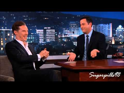 Benedict Cumberbatch Funny Moments