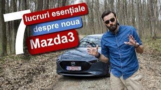 Noua Mazda3: preț, motorizări și dotări || MotorVlogTV