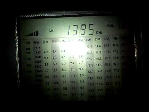1395 kHz Polskie Radio in Russian?