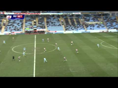 Coventry City v Doncaster highlights