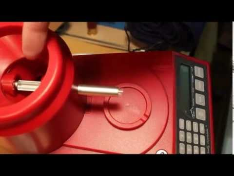 Hornady Lock N Load Automatic Powder Dispenser - Soda Straw Mod