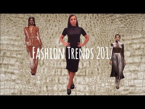 Модные Тренды Осень-Зима 2016-2017 - Бархат, Кружево, Женственность