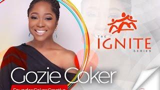 Gozie Coker | The Ignite Series | Aim Higher Africa