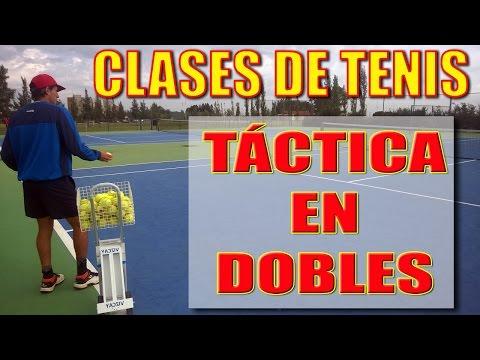 Clases De Tenis: Táctica En Dobles
