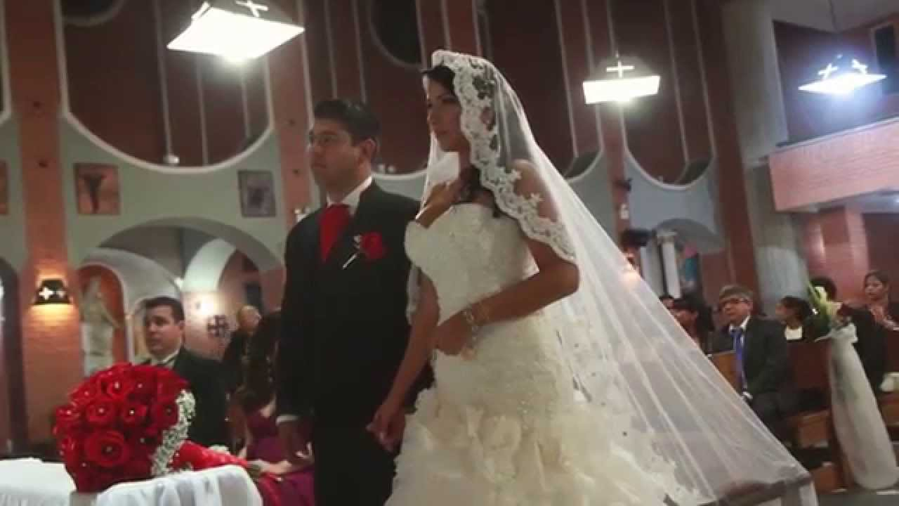 Matrimonio In Venezuela : Boda carla armando youtube