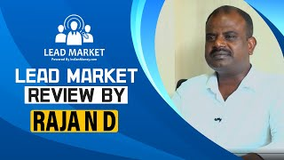 Lead Market Success Story 3  Raja N D  Lead Market