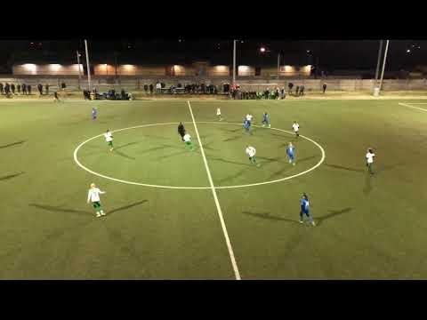 Ferencvárosi TC vs MTK Hungária FC MLSZ U-14 Leány 11. Forduló 2019.11.23.
