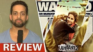 Kahaani 2 Review by Salil Acharya | Vidya Balan, Arjun Rampal, Jugal Hansraj | Full Movie Rating
