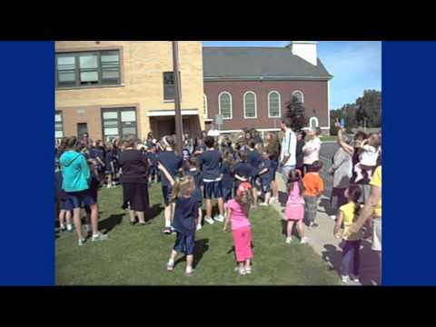 Annunciation School End of Year - Flag Day June 14 2012.mpg - 06/22/2012