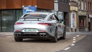 2019 Mercedes-AMG GT 63 4MATIC - Fast Accelerations !